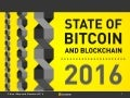 State of Bitcoin and Blockchain 2016
