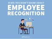 11 Stats You Didn't Know About Employee Recognition