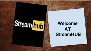 Twitch Views - StreamHUB