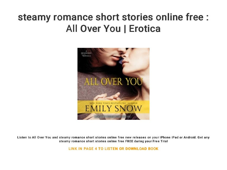 Hot erotic sex short stories