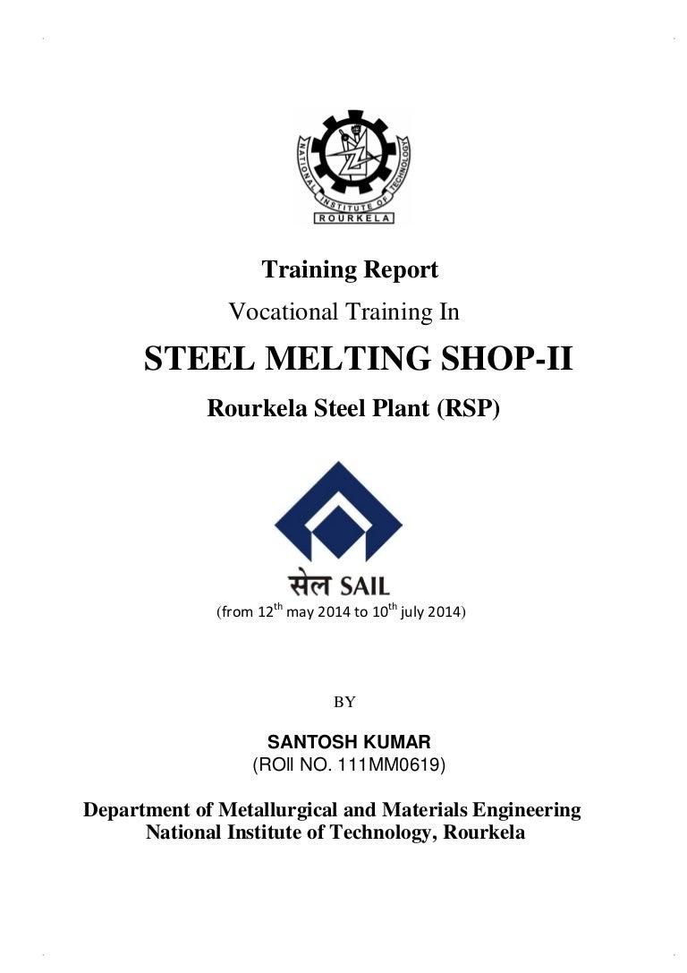Steel Melting Shop Sms 2 Process Flow Diagram For Jam