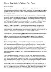 Essay about reducing stress