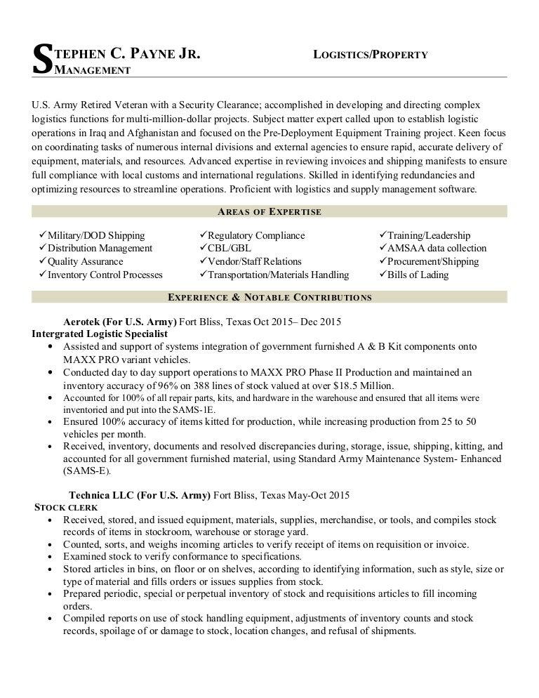stephen s professional resume