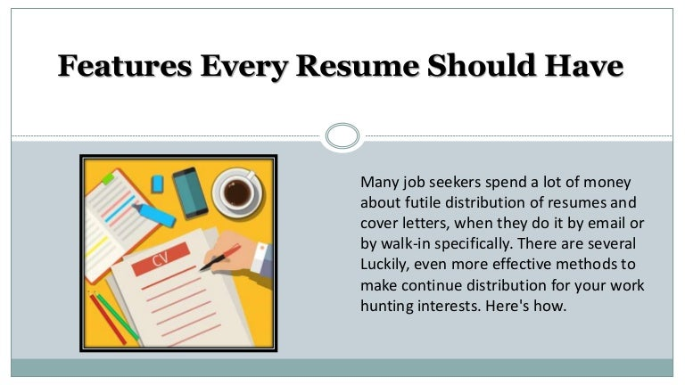 Does Every Resume Need A Cover Letter from cdn.slidesharecdn.com