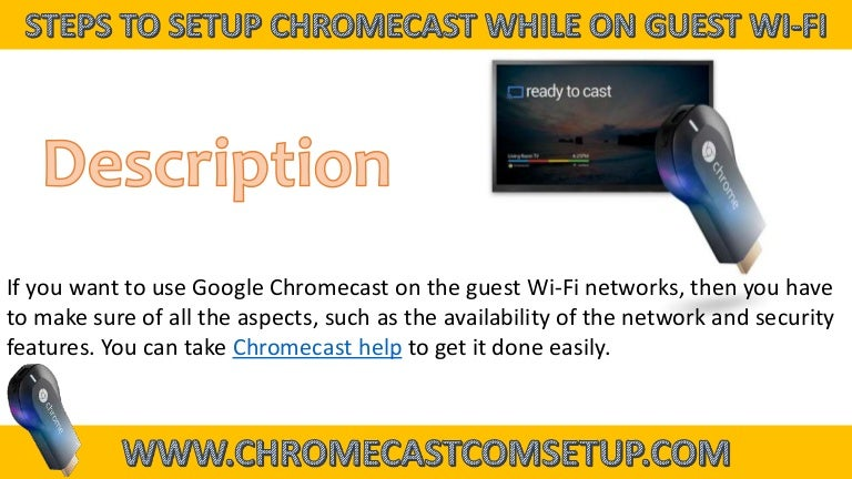 how to connect google chromecast to iphone