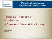 Toward a Theory of Fundraising A Steward's View at the Process