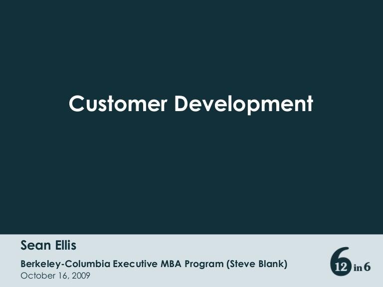 Columbia Executive Mba >> Berkeley Columbia Executive Mba Program Steve Blank