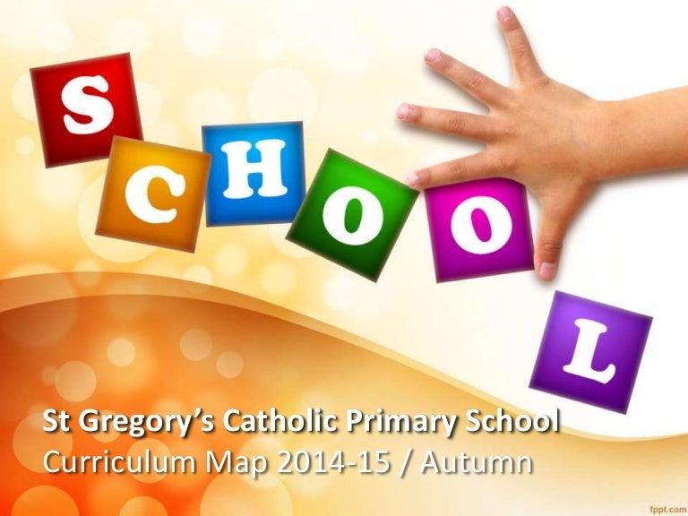 St gregorys catholic primary school autumn term curriculum maps 201 toneelgroepblik Gallery