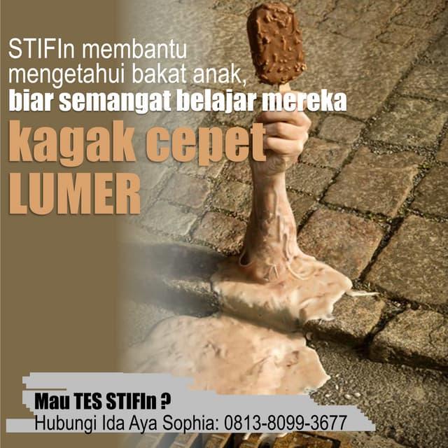STIFIn tangerang soft skills indonesia fokus satu hebat