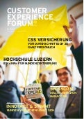 Customer Experience Forum Magazin 9