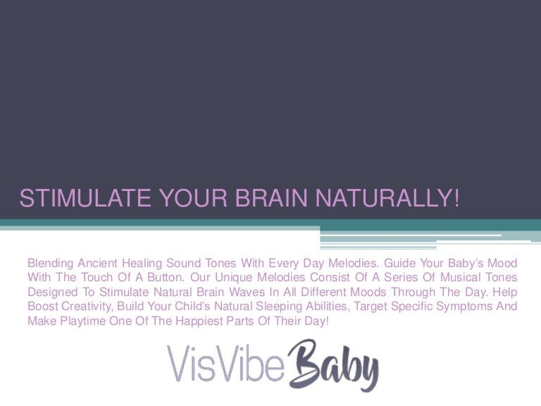 Baby Sleep Music |Brain Development Music App - VisVibe Baby