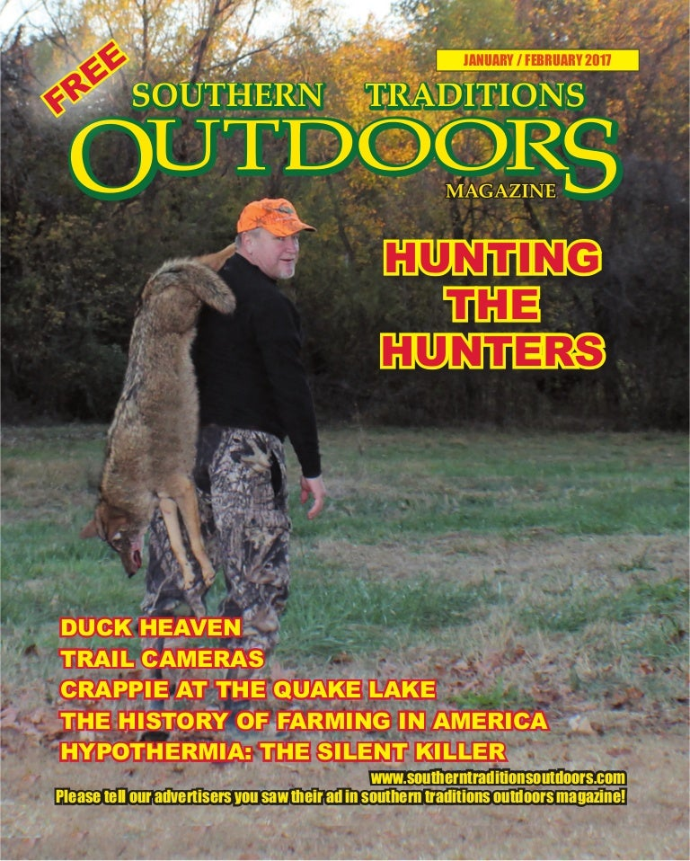 Southern Traditions Outdoors - January 2017 2b1012af3e6a