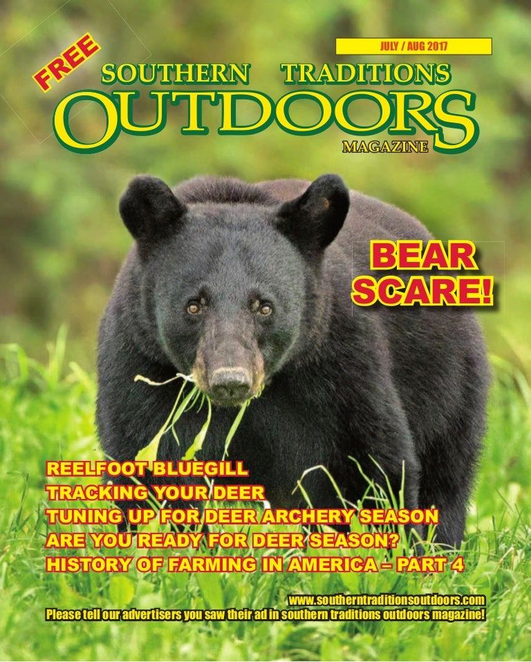 Southern Traditions Outdoors July/August 2017