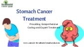 Stomach Cancer Treatment In Madurai | Cancer Treatment Hospital In India