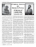 Leadership article on General George Patton and General Stonewall Jackson