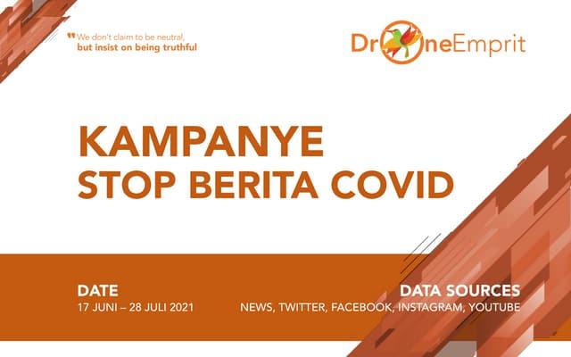 Kampanye Stop Berita Covid