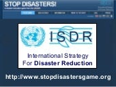 stop disaster game
