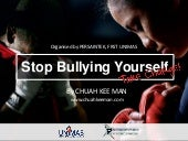 Stop Bullying Yourself  - Take Charge of Your Life