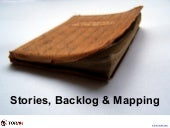Stories, Backlog & Mapping