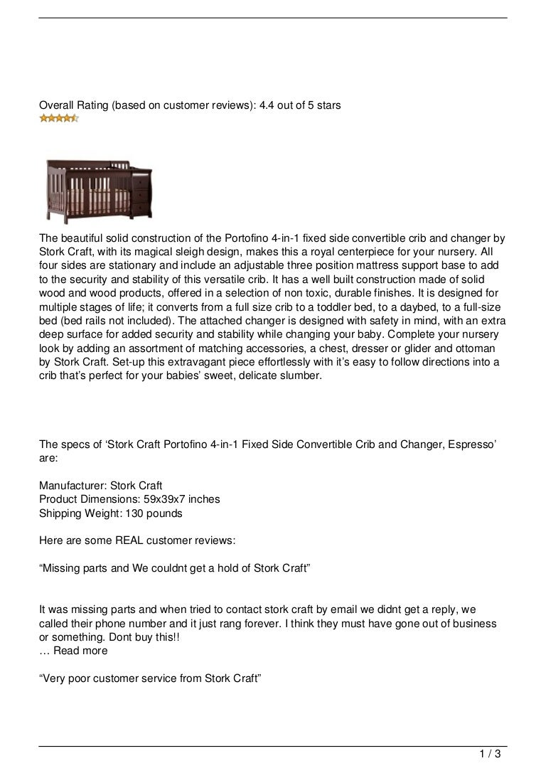 Stork craft crib reviews - Stork Craft Crib Reviews 46