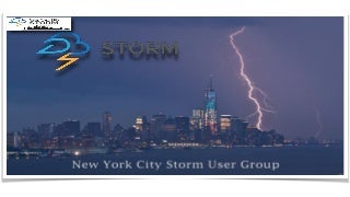Learning Stream Processing with Apache Storm