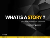 Interactive Journalism - What is a Story? - Science Po