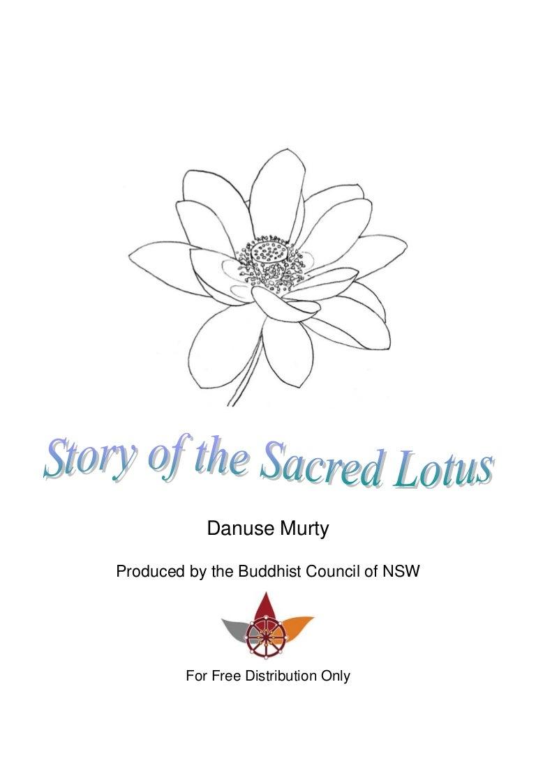 Story Of The Sacred Lotus