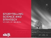 Storytelling: Science and Strategy - YMCA CMO CDO 2016 Conference