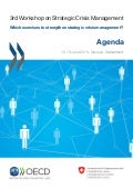 2014 OECD/Swiss Federal Chancellery Strategic Crisis Management Workshop Agenda (12-13 June, Geneva)