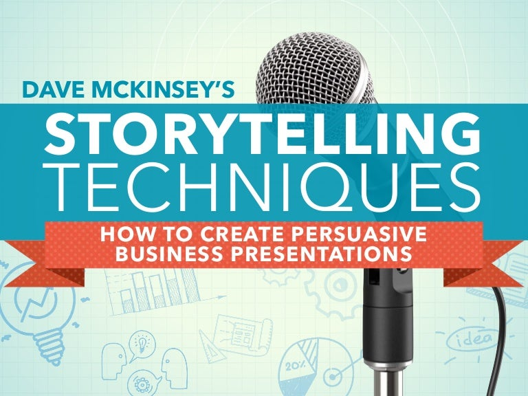 Strategic Storytelling  Business Presentation Techniques