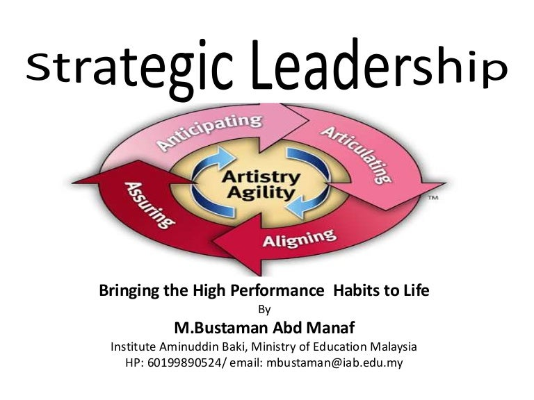 an analysis of management and leadership strategies The critical analysis of strategic management forces you to step outside your role as the owner or manager of a business and critically evaluate all aspects of your management process.