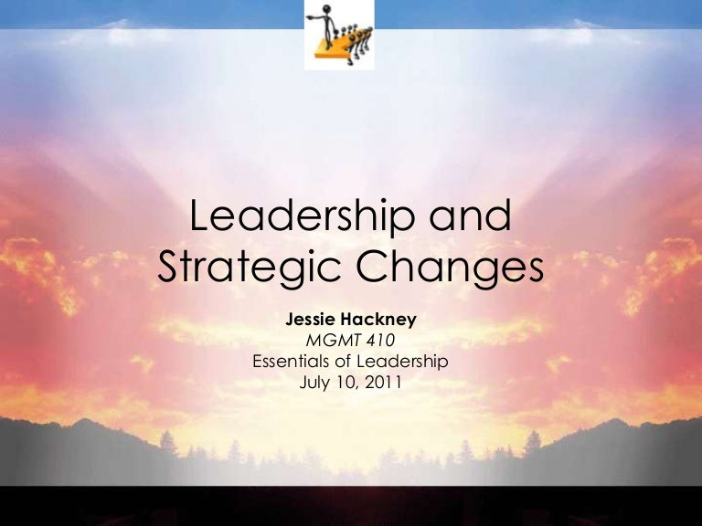 Strategic planning powerpoint