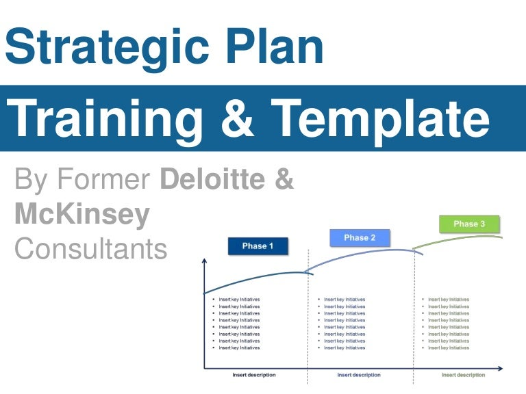 Strategic plan template flashek Gallery
