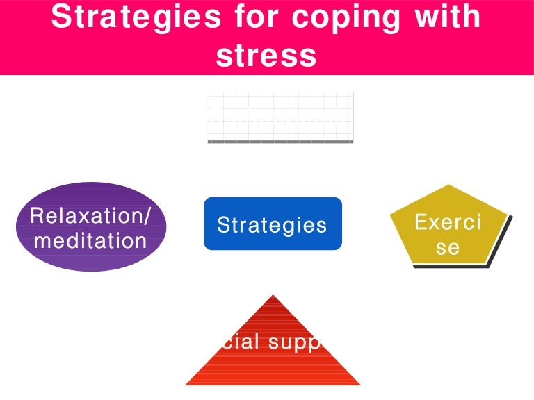 coping and managing stress
