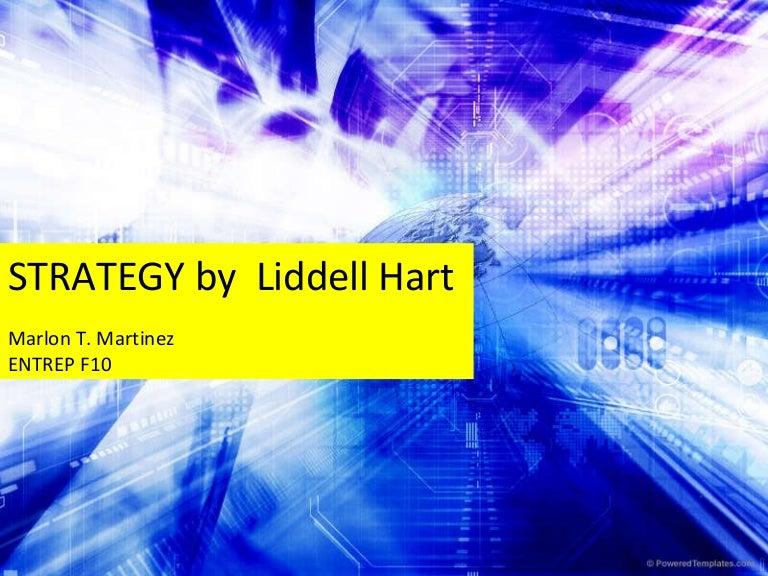 Strategy by liddell hart.