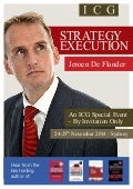Strategy Execution Conference Sydney by Jeroen De Flander