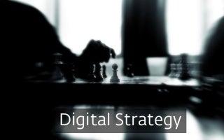 Digital Strategy for dummies
