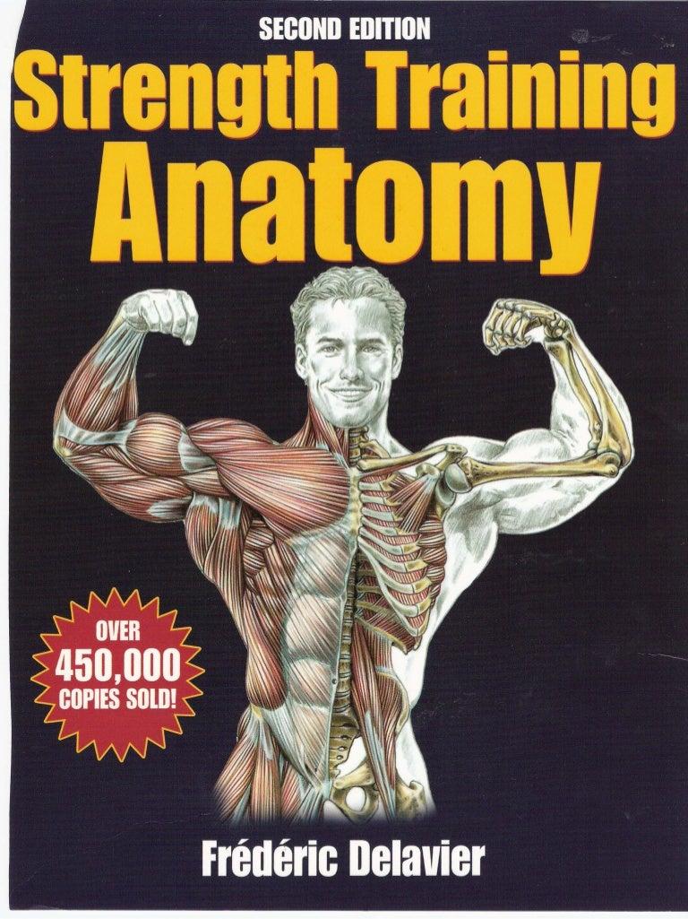 Strength Training Anatomy 2nd Edition
