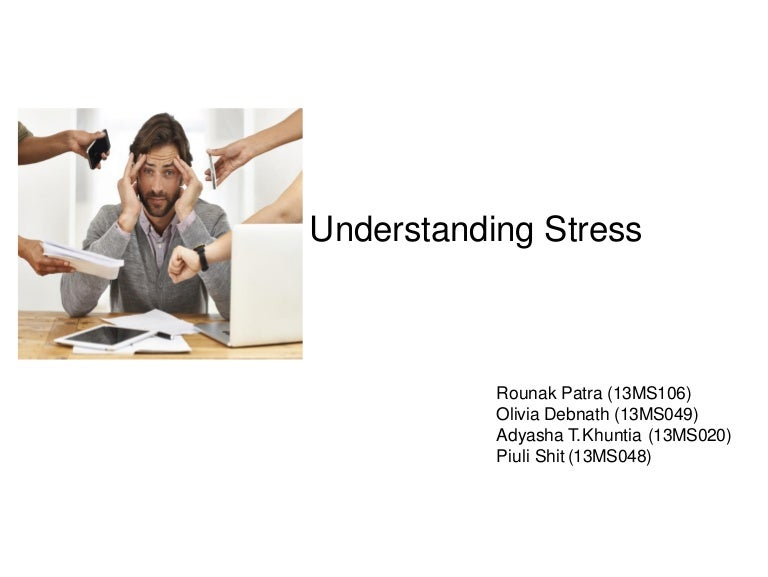 Student Stress Is Educations Overlooked >> Role Of Stress In Information Processing And Decision Making An Over