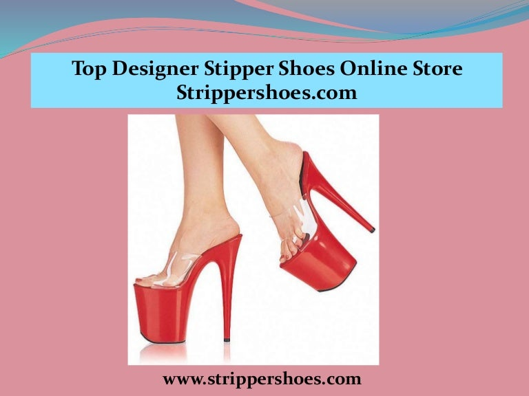 Top Designer Stripper Shoes Online Sale