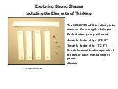 Strong shapes ppt stud version