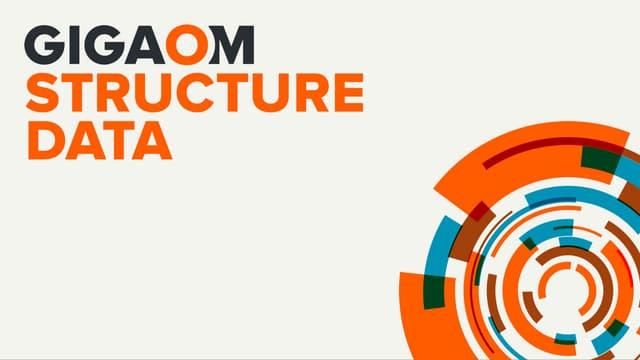 Structure Data 2014: BIG DATA ANALYTICS RE-INVENTED, Ryan Waite