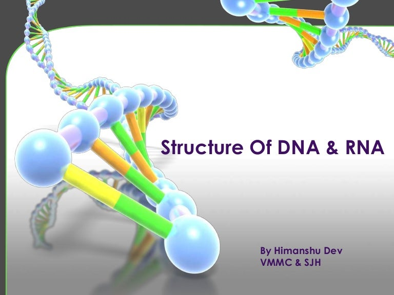 Structure of dna and rna toneelgroepblik Image collections