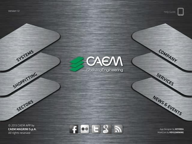 Caem App 2014