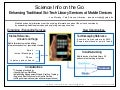 STS Poster Session - Science Info on the Go: Enhancing Traditional Sci-Tech Library Services w/ Mobile Devices