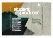 Student as Producer stand
