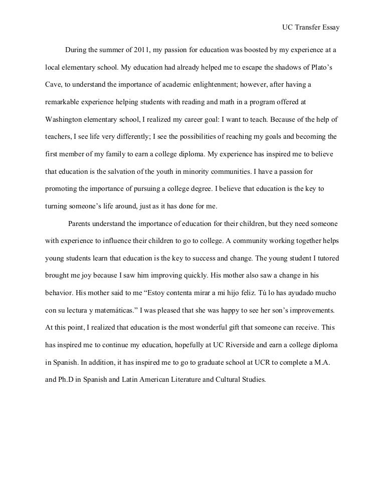 Process Essay Thesis  Romeo And Juliet English Essay also Apa Sample Essay Paper Sample Essay For College Transfer  Transfer Application  What Is A Thesis Statement For An Essay