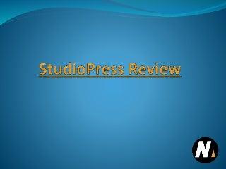 Studio press review
