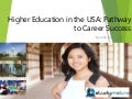 Study abroad in the usa presentation pathway