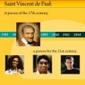 St. Vincent de Paul: 17th Century, 21st Century